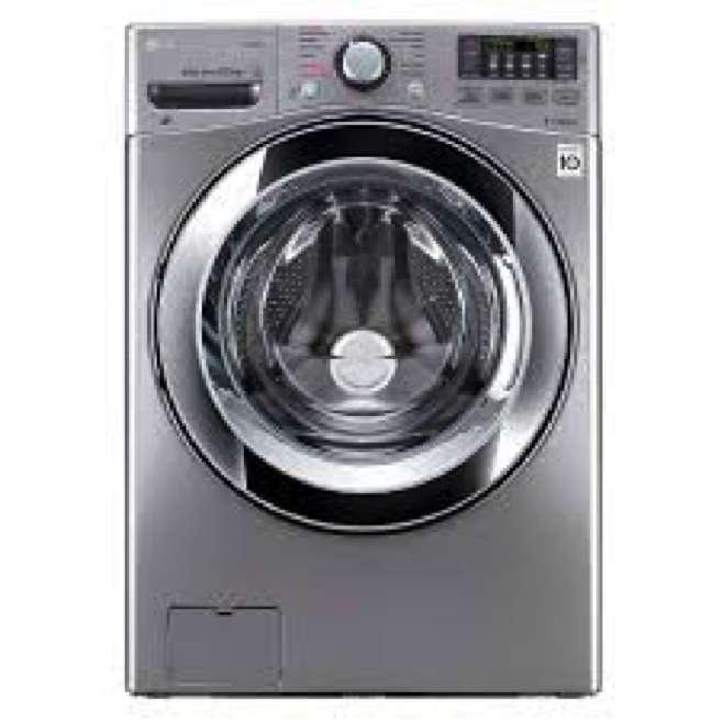 Lavadora y secadora LG de 26Lbs