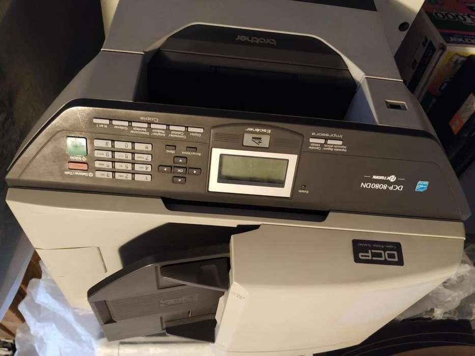 Impresora Multifunción DCP-8080DN