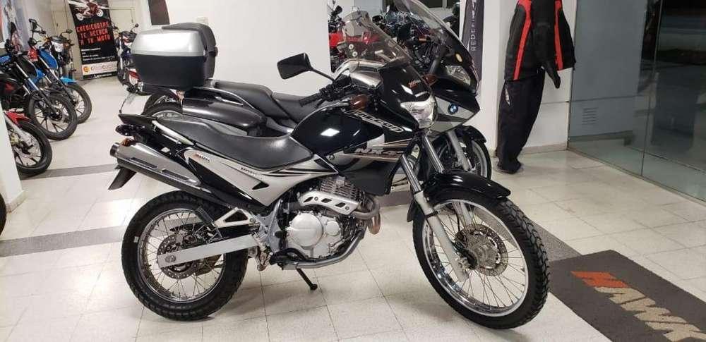 <strong>honda</strong> Nx 400 FALCON 2013 - USADA - Masera Motos -