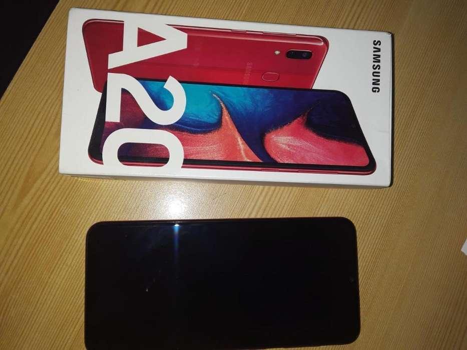 Vendo Samsung Galaxy A20 de 32 Gb Nuevo