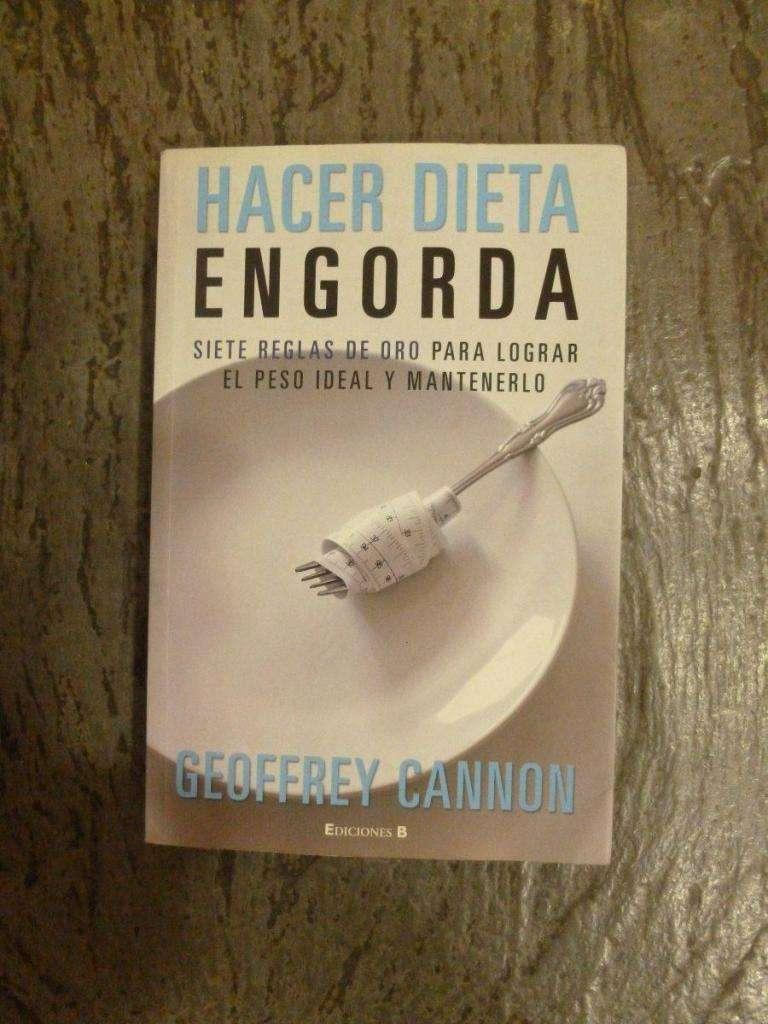 Libro Hacer Dieta Engorda De Geoffrey Cannon