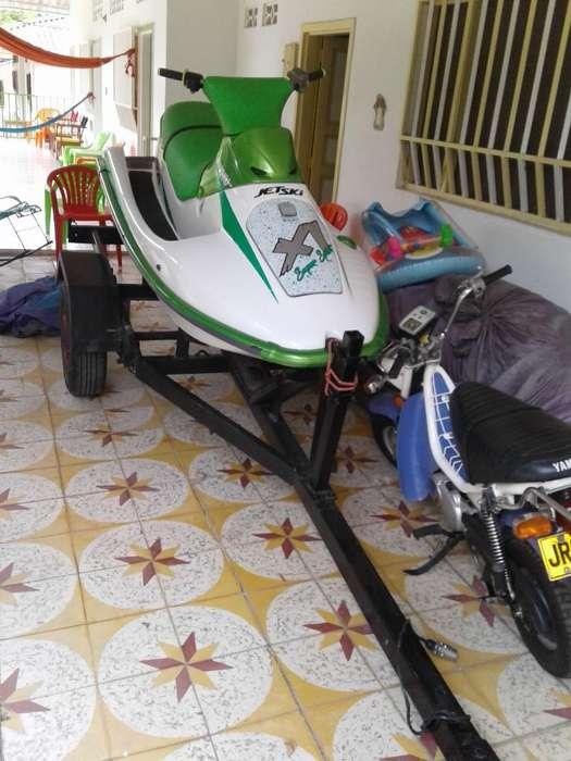 Vendo Moto de Agua Y Accesorios Náuticos