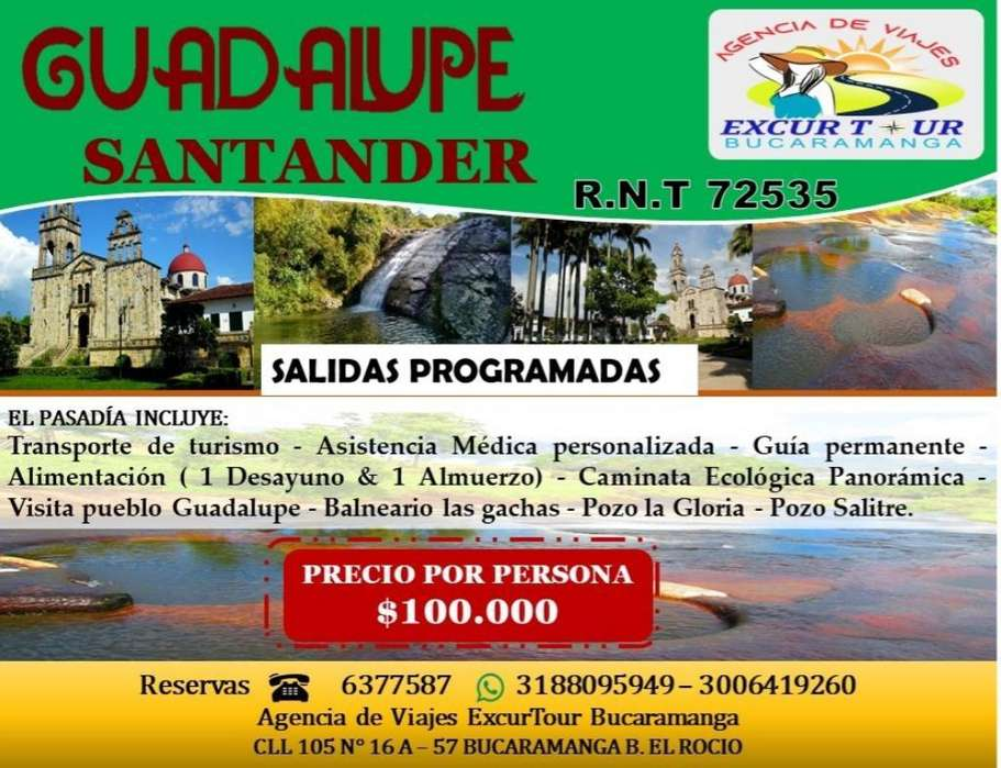 Tour Guadalupe Santander