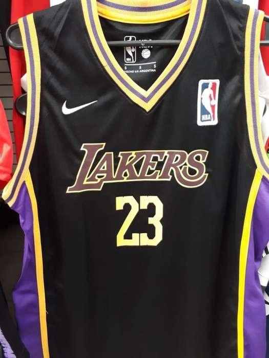 Musculosa Lakers 23 James Lebrón