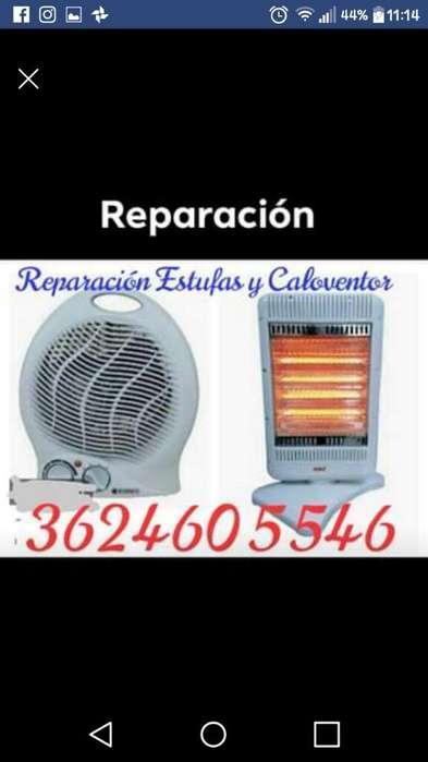 Reparación de Estufas Y Caloventor