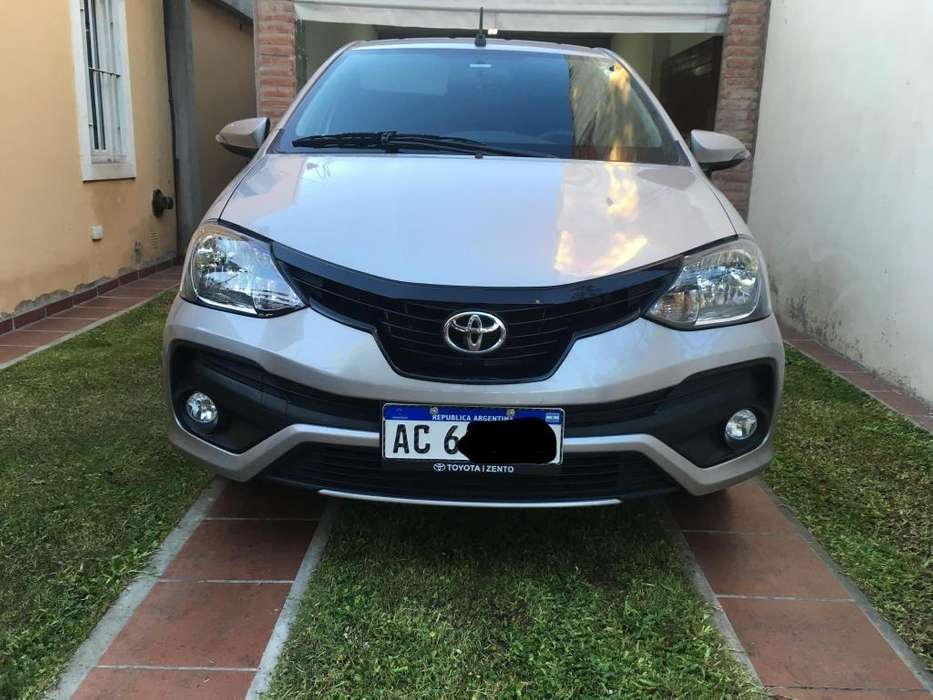 <strong>toyota</strong> Etios 2018 - 23000 km