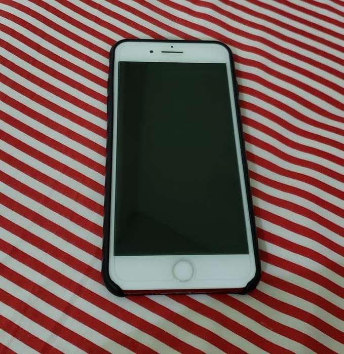 Vendo iPhone 7 Plus de 256 Gb Rojo