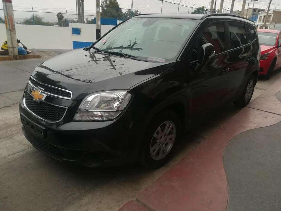 Chevrolet Orlando 2015 - 32567 km