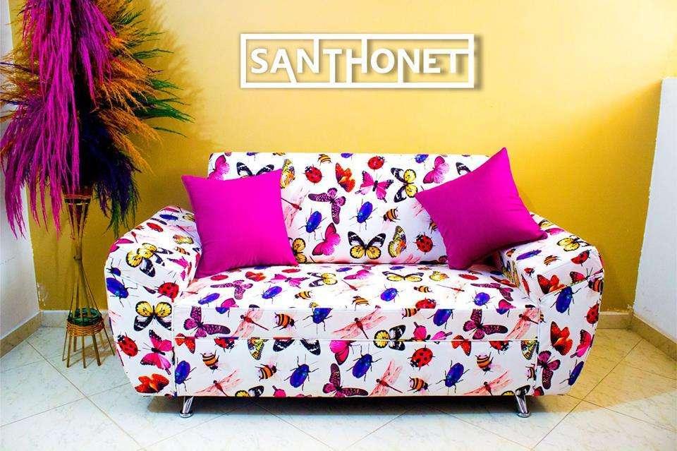 Espectacular Sofa para Hall de Tv