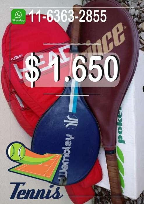 Raquetas Tenis Y Padel sin Uso