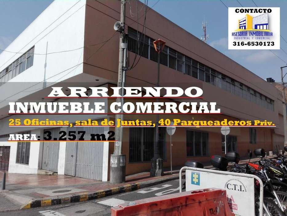 ARRIENDO OFICINA EDIFICIO COMERCIAL