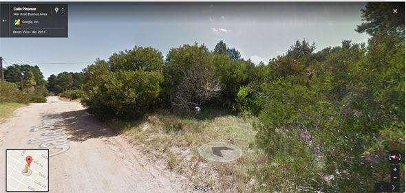Lote en Venta, Mar azul US 38000