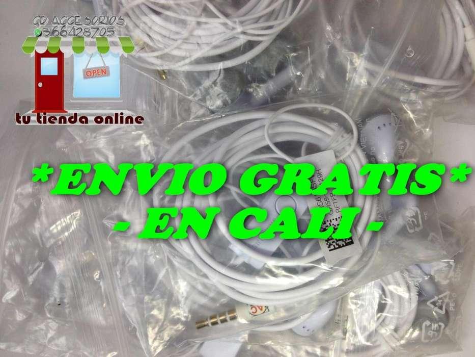 Manos libres marcados Samsung de Full audio DOMICILIO GRATIS EN CALI 3166428705