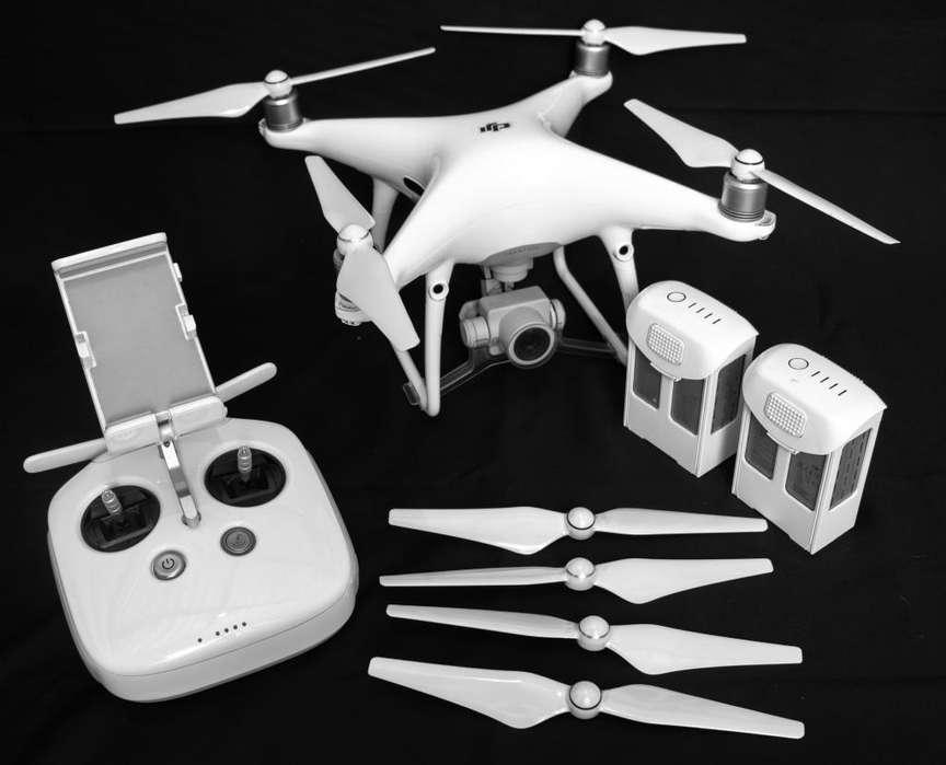 Drone Dji Phantom 4 Pro. Perfecto Estado. Usado, Negociable.