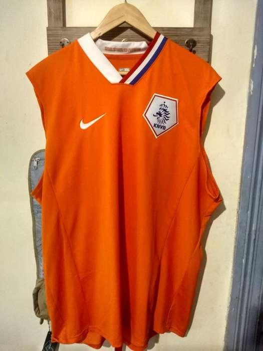 Camiseta Holanda Edicion Limitada
