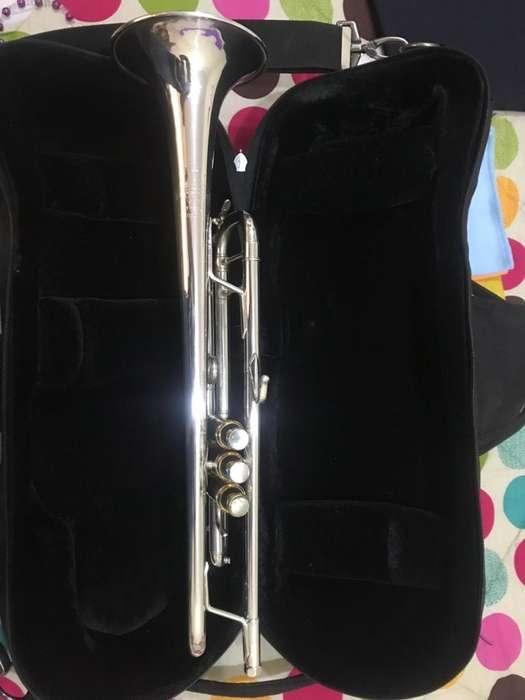 Trompeta vicent bach stradivarius model 45 una estrella americana