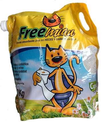 Freemiau Arena para <strong>gato</strong>s X4.5kg
