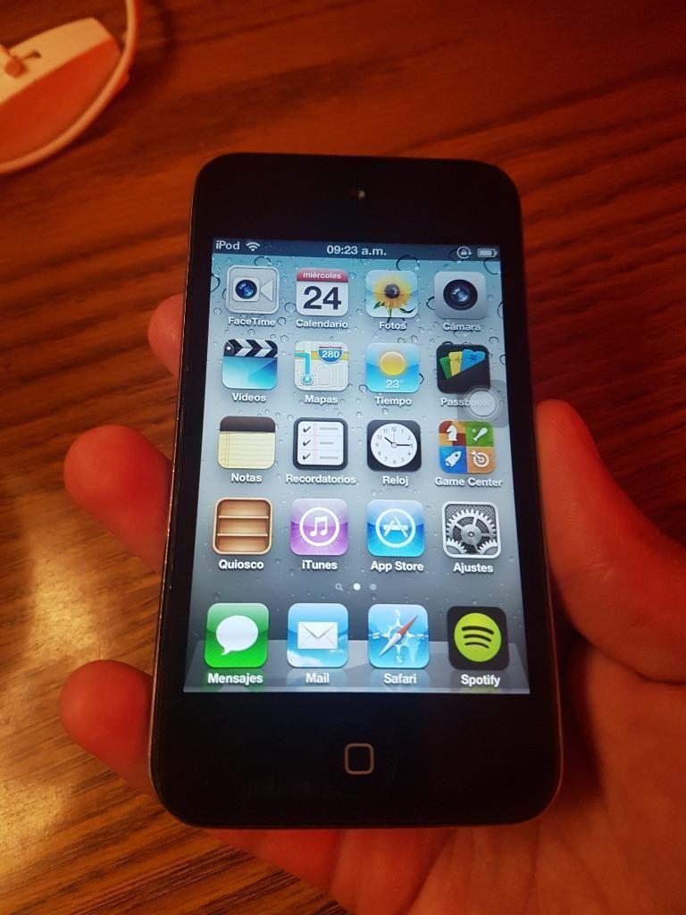 Vendo iPod Touch 4ta Generación - Arequipa