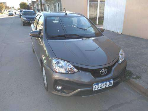 <strong>toyota</strong> Etios 2017 - 50855 km
