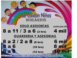 Guarderia Infantil Se Cuidan Niños Asesorias