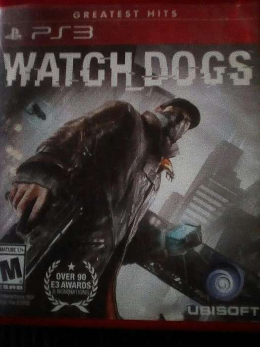 Vendo Watch Dogs para Ps3