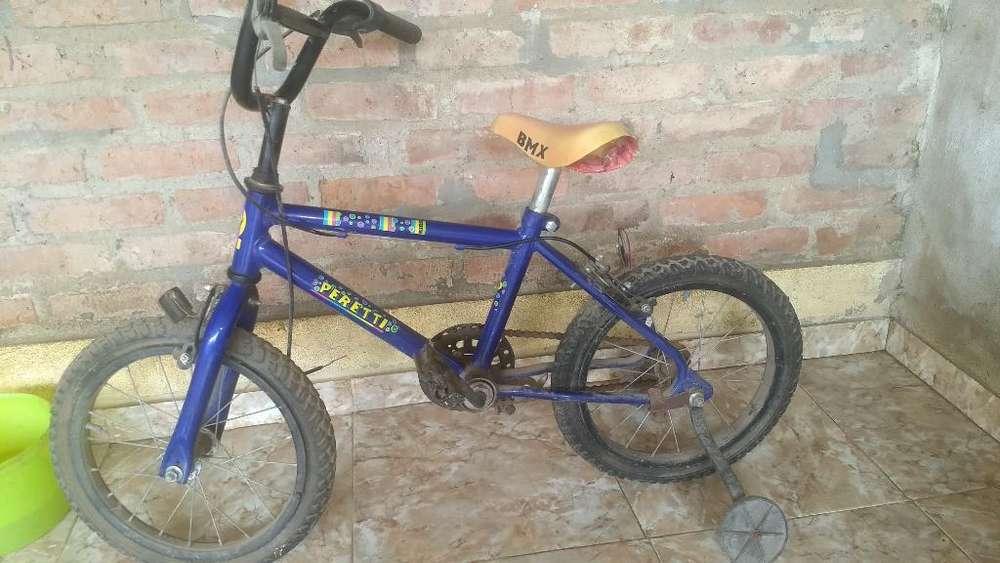 Bicicleta Pra Niño
