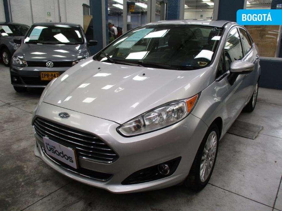 Ford Fiesta  2014 - 81380 km