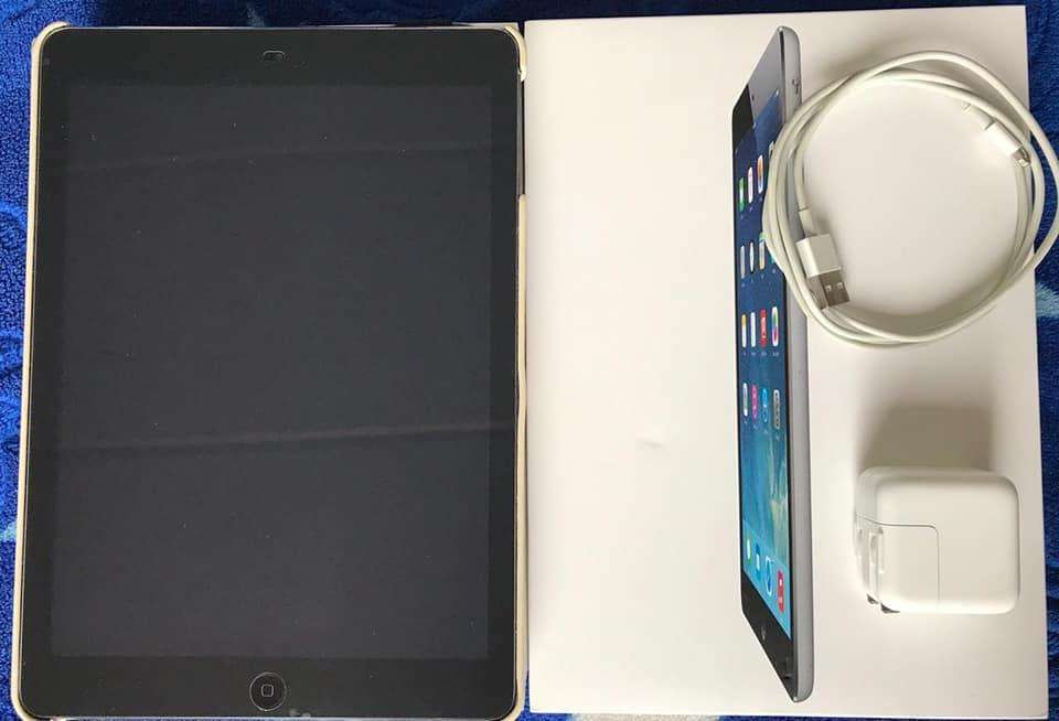 Ipad Air 16Gb WiFi Gris Modelo A1475