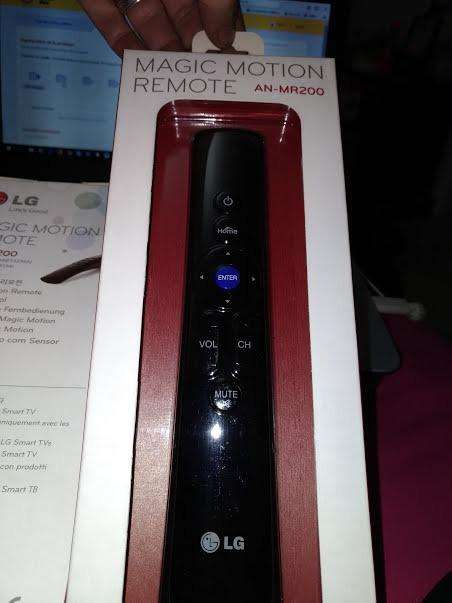 LG MAGIC MOTION REMOTE ANMR200