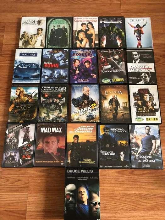 peliculas originales dvd