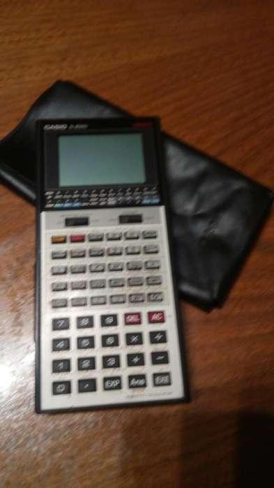 Calculadora Científica Casio Fx-8500g Bajó El Precio!