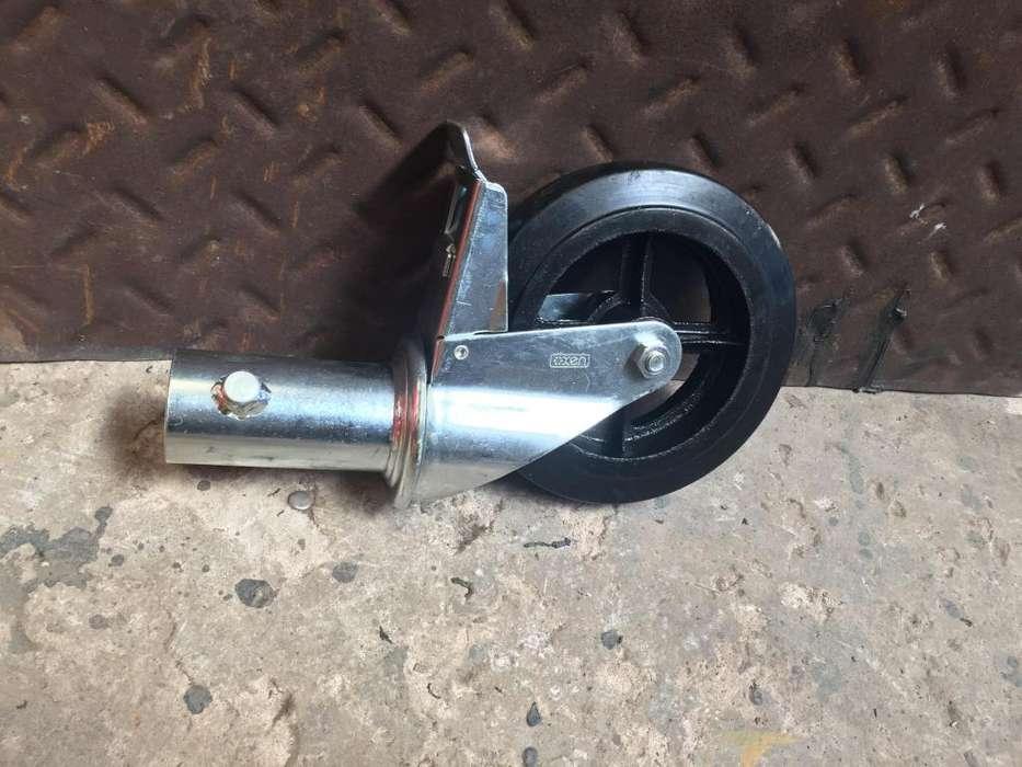 rueda para andamio