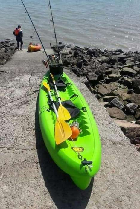 Vendo/permuto Kayak Doble Patagonian
