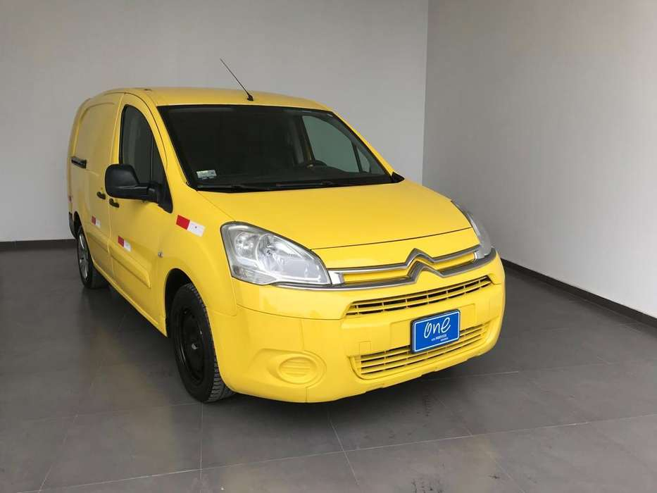 Citroen Berlingo 2015 - 75000 km