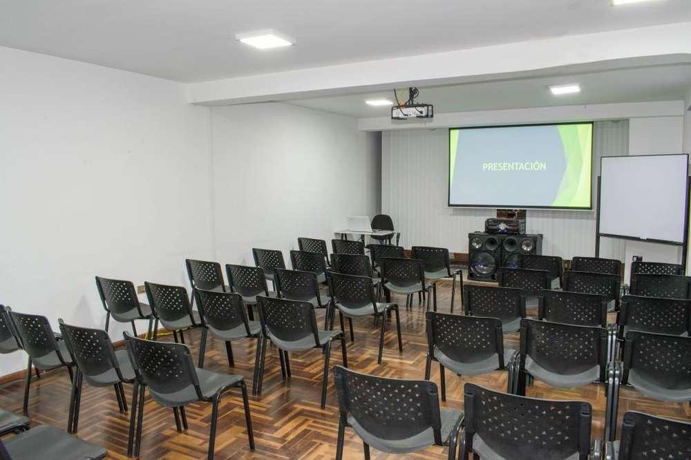En Alquiler Auditorio de Conferencias, talleres, capacitaciones - Wanchaq