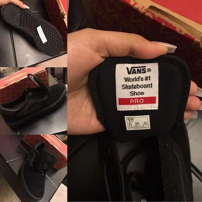 Zapatos Vans 100% Originales