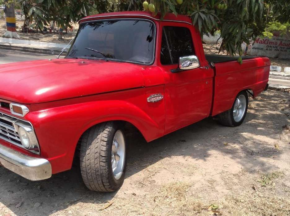 <strong>ford</strong> F-100 1966 - 150000 km