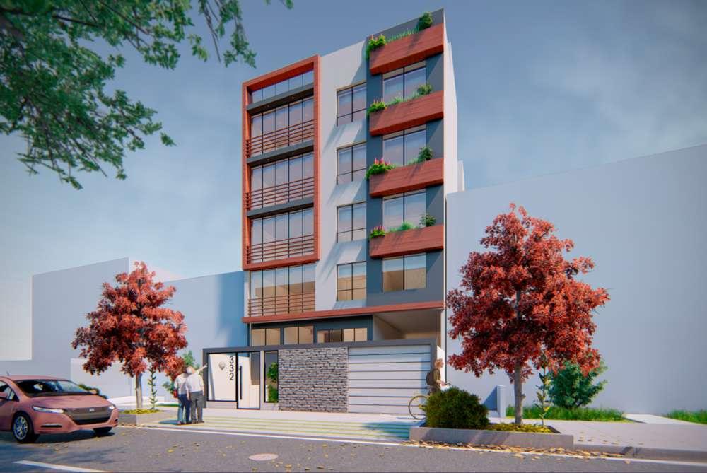 Departamento flat en proyecto en Pueblo Libre kx1576