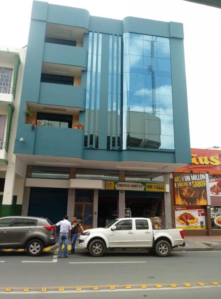 Venta de Edificio en el Centro de la Ciudad de Guayaquil.