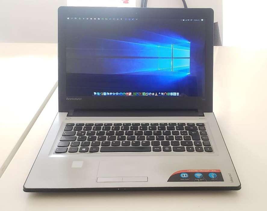 Lenovo Ideapad 300 I7 12ram Ssd512