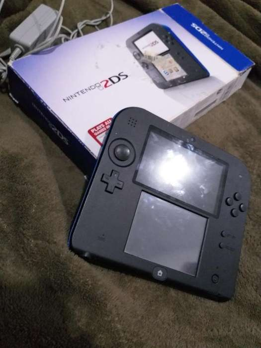Vendo Nintendo 2ds 4d