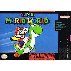 Super Mario World - Super Soccer - Wayne Hockey 98 N64 / Pixelfunk