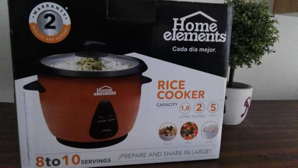 Olla arrocera Home Elements