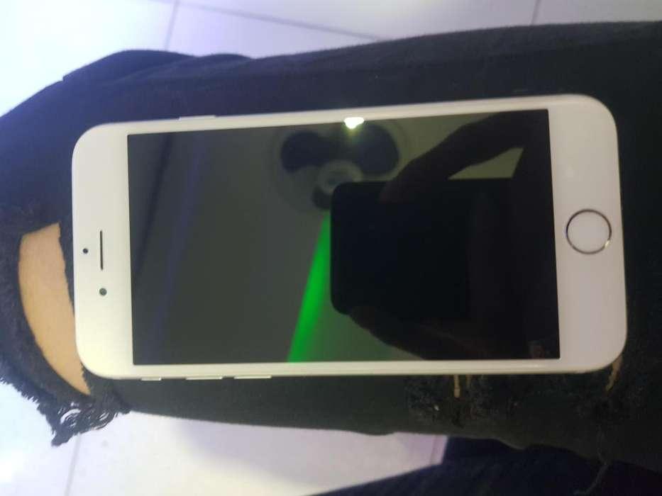 Vendo lindo iphone 6 de 16g no le funciona la huella del resto full