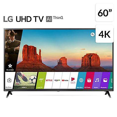 Lg 60pulgadas UHD 4k Smart Tv Bluetooth