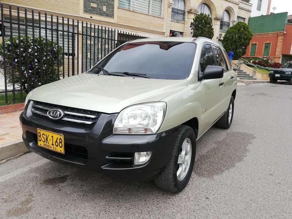 Kia New Sportage 2006 - 134000 km