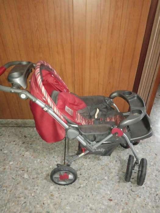 Vendo Cochecito Bebé Kidd Perfecto Estad