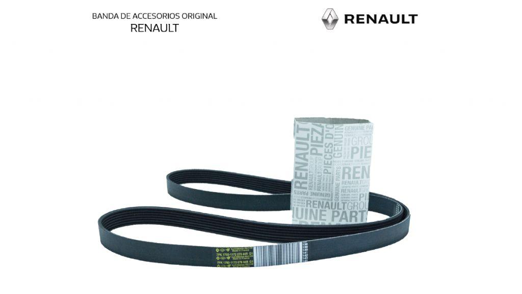 Repuesto original Renault Banda de accesorios