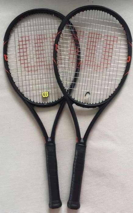 Raquetas Wilson Fst99S