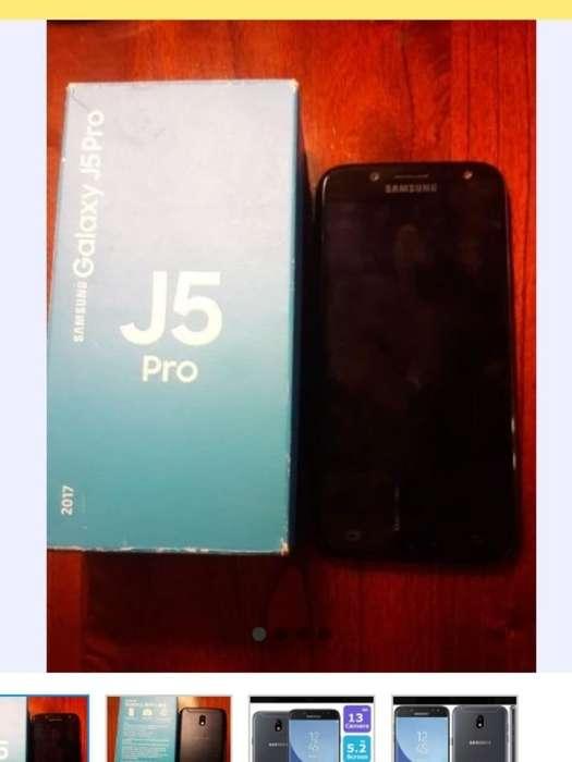 Samsung J5 Pro 16gb 13mpx con Huella